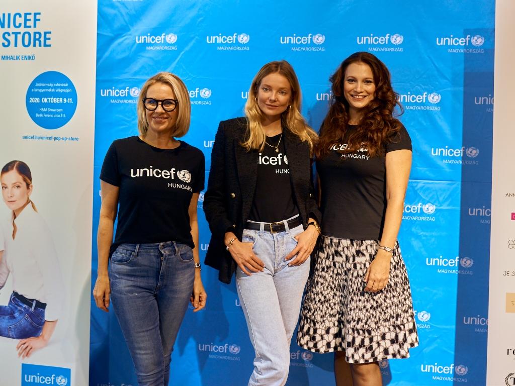 UNICEF Pop-Up Store