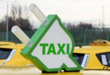 elektromos taxik