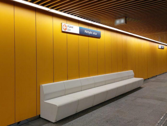 3-as metró felújítás