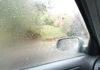 párásodó ablak őszi vezetés