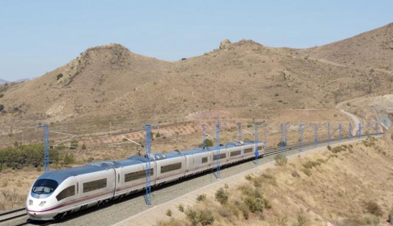spanyolország vonat ave