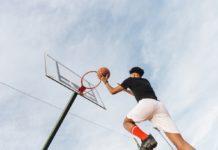sportpálya kosárlabdázás testmozgás
