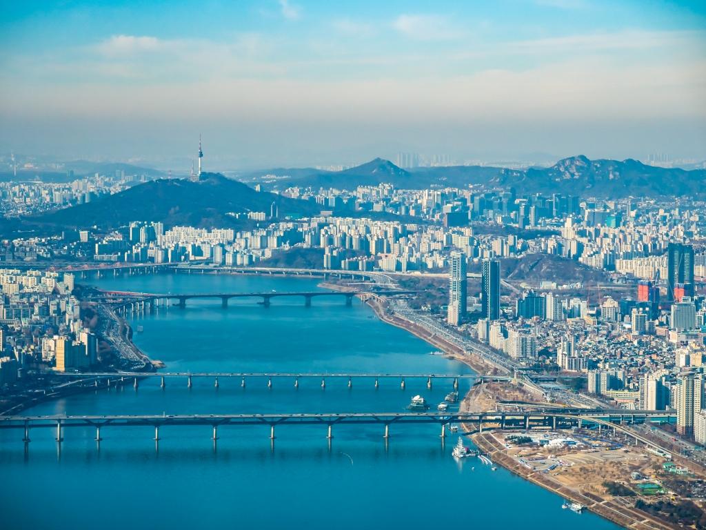 szöul dél-korea