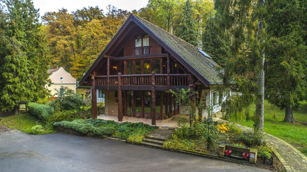 annafürdői vendégház