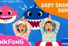 baby shark videó pinkfong