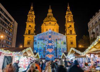 advent bazilika karácsonyi vásár