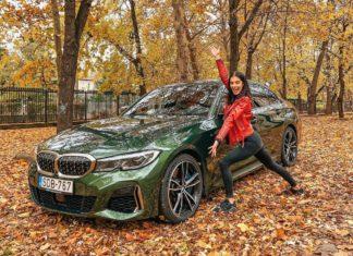 BMW M340i teszt Imelda