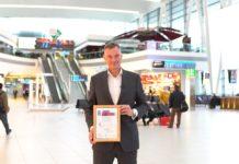 budapest airport díjazás