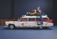 ectomobile lego játék