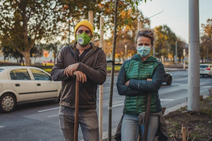 greengo születésnap budapest zöldítés