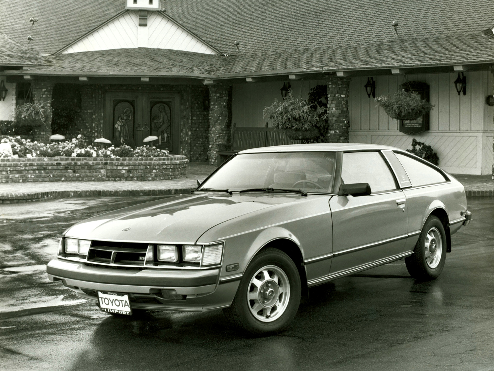 Toyota Celica Supra 1981