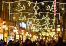 váci utca karácsony
