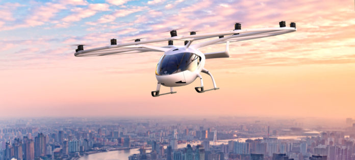 volocopter légitaxi