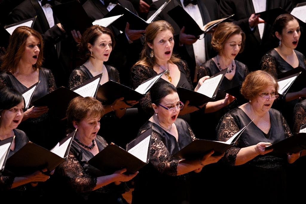 nemzeti énekkar filharmonikusok