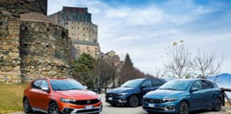 fiat tipo line up