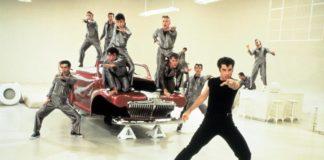 grease ikonikus filmes autók