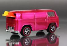 hot wheels beach bomb vw minibusz
