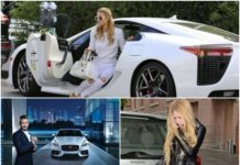 luxusmárkák sztárok
