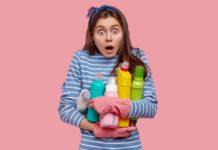 vegyszerek háztartás takarítás