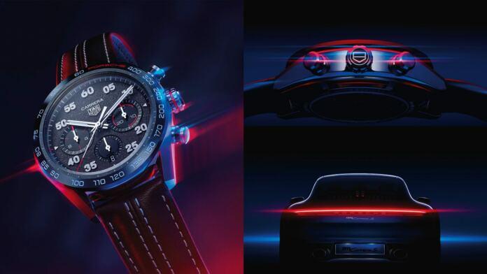 TAG Heuer Carrera Porsche Special Edition