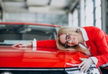 női vezető világ női autója