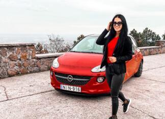 Opel Adam és Pilisi Petrta Panna