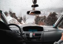 téli vezetés