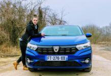 Dacia Sandero teszt
