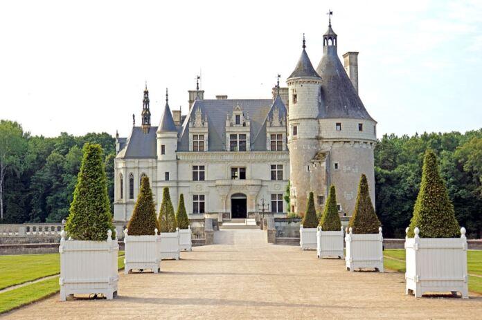 loire völgy kastély