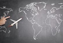 virtuális utazások kalandok térkép repülő