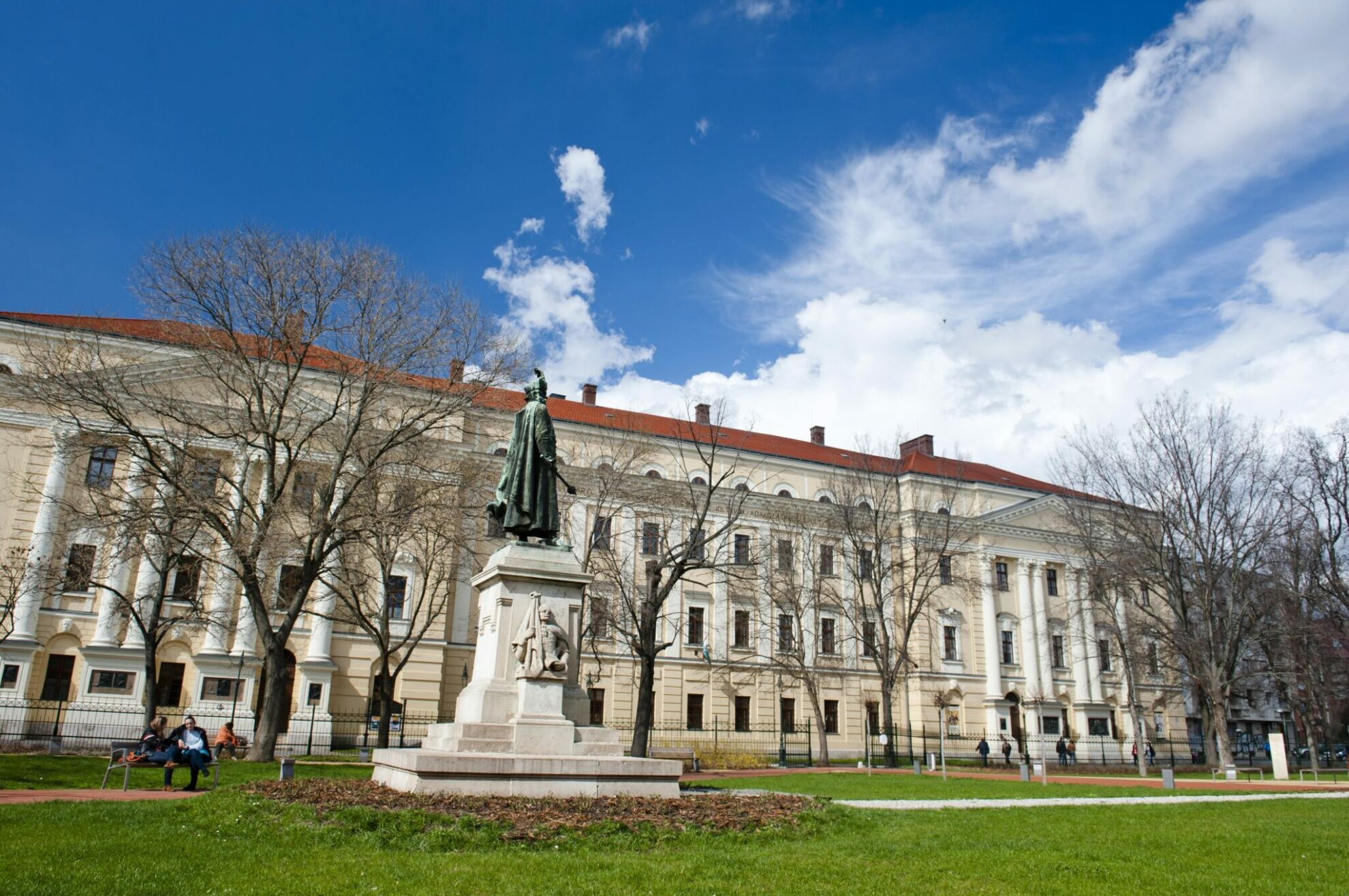 Kollégium Debrecen Bocskai szobor