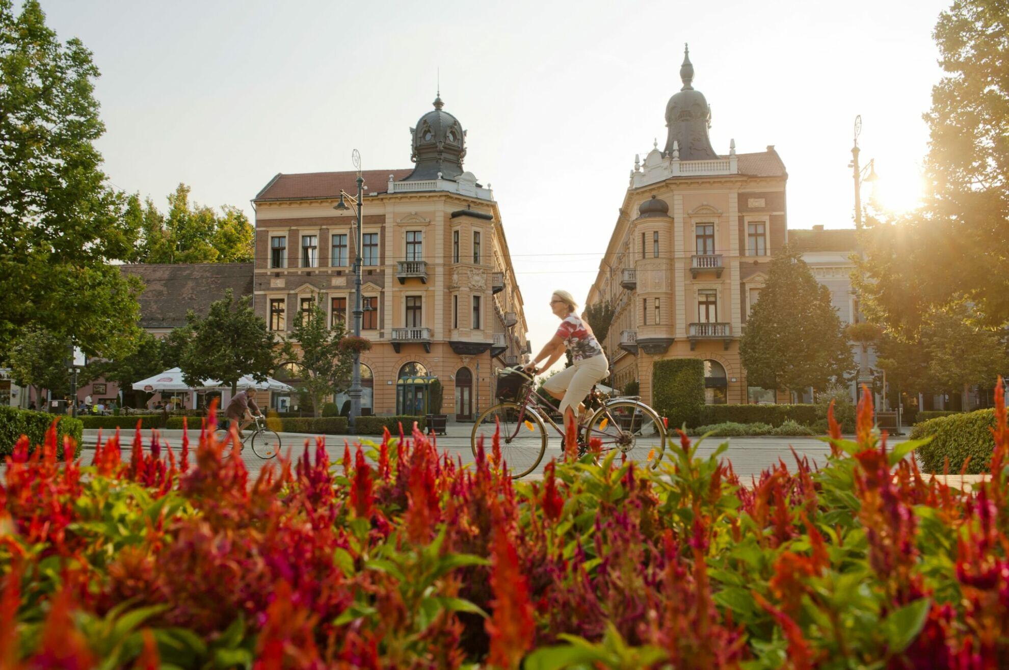 Piac utca Debrecen