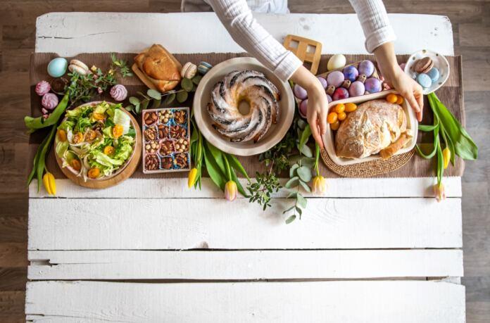 húsvéti böjt utáni ünnepi ételek