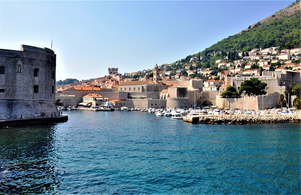 Horvátország Dubrovnik beutazás határátlépés