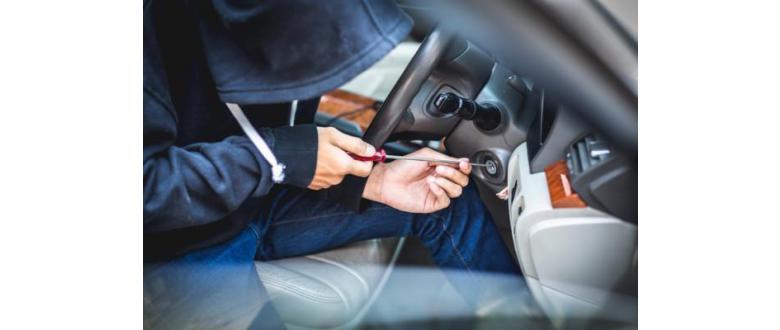 autólopás használt autó ellenőrzése
