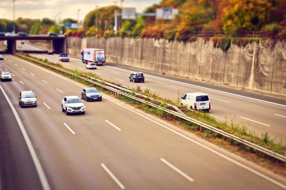 Autópálya baleset szabály