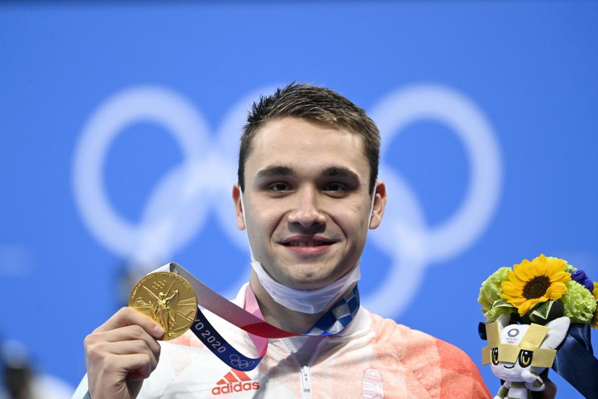 milák kristóf tokió 2020 olimpia aranyérem
