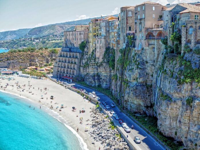 olaszország calabria tropea beach európa legszebb tengerparjai