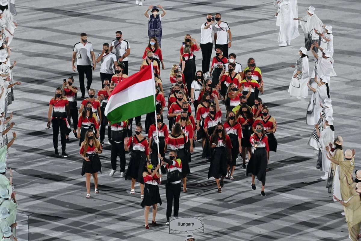 olimpia nyitóceremónia