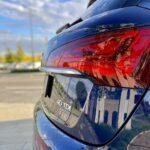 Audi q5 OLED lámpa
