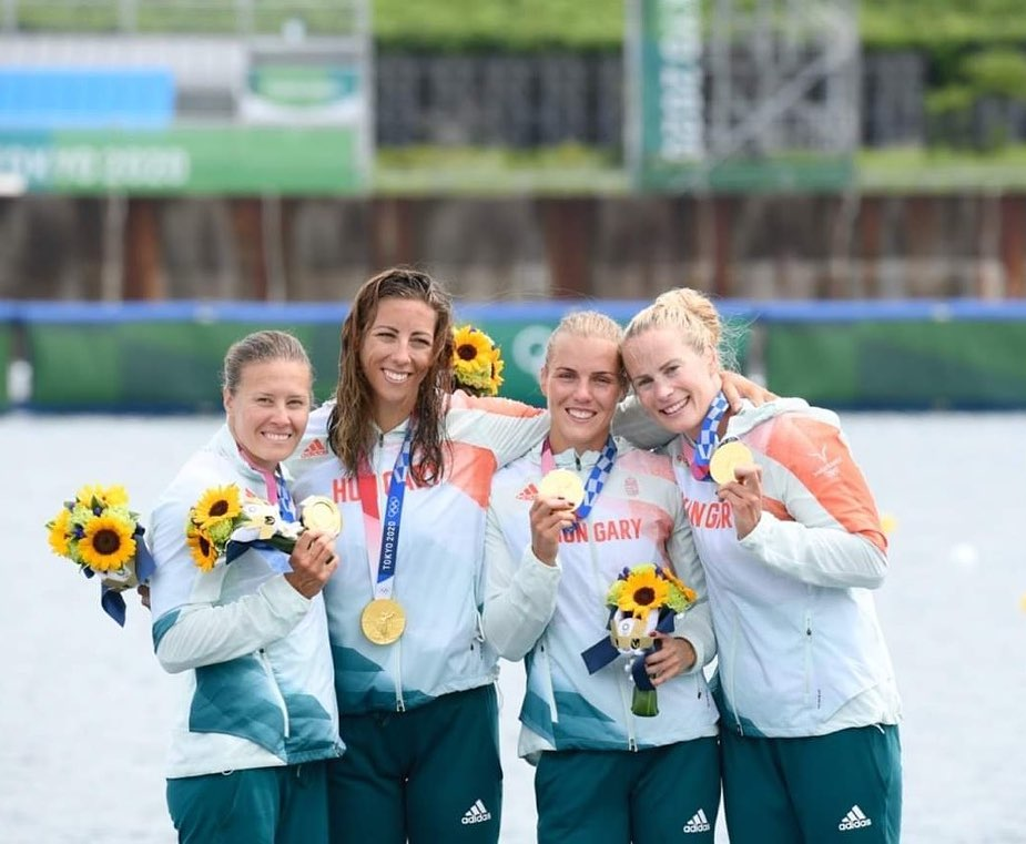 Csipes Tamarának ért legtöbbet az olimpiai arany.