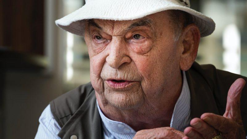 Bodrogi Gyula balesetet szenvedett csütörtökön a Nemzeti Színház egyik próbáján.