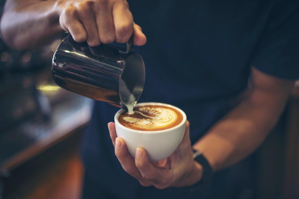 shell café kavéház barista