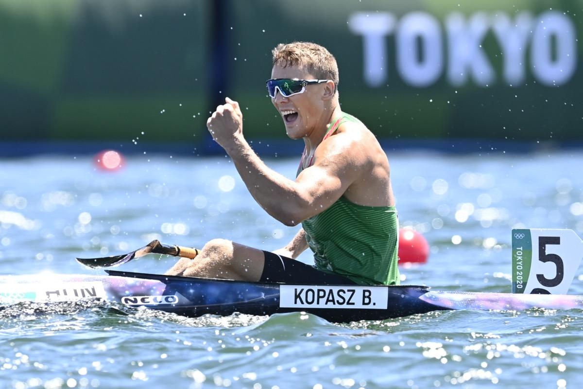 kopasz bálint tokió olimpia aranyérem