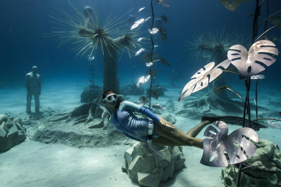 musan víz alatti múzeum