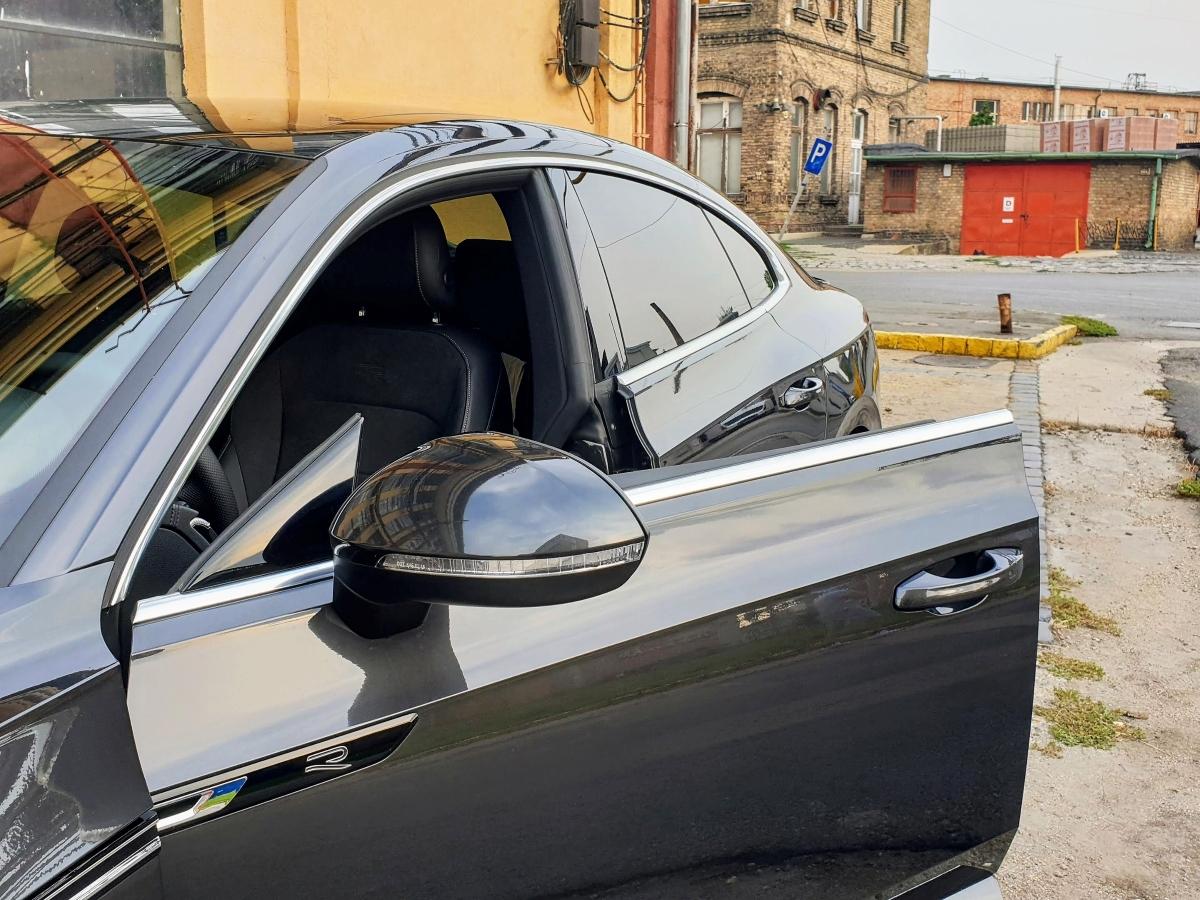 volkswagen arteon keret nélküli ablak