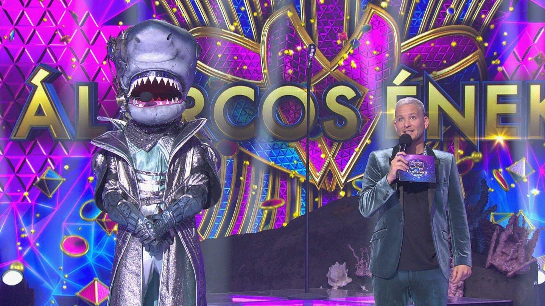 istenes bence álarcos énekes cápa harmadik évad