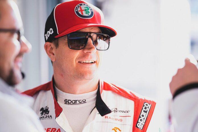Kimi Räikkönen visszavonul a Formula 1-től.