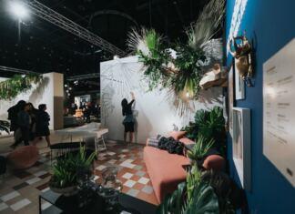 Salon lakberendezési kiállítás