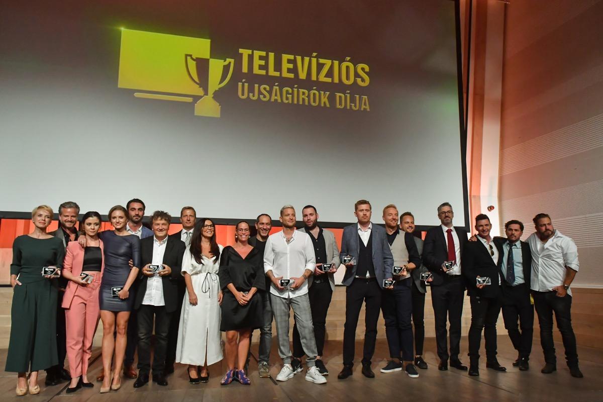 Televíziós Újságírók Díja